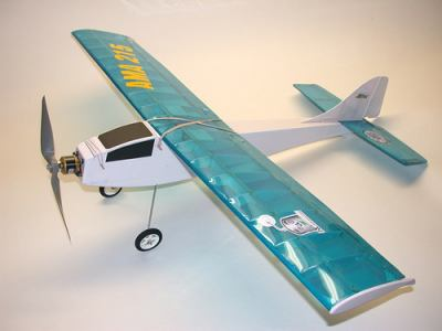 Park Pattern model airplane plan