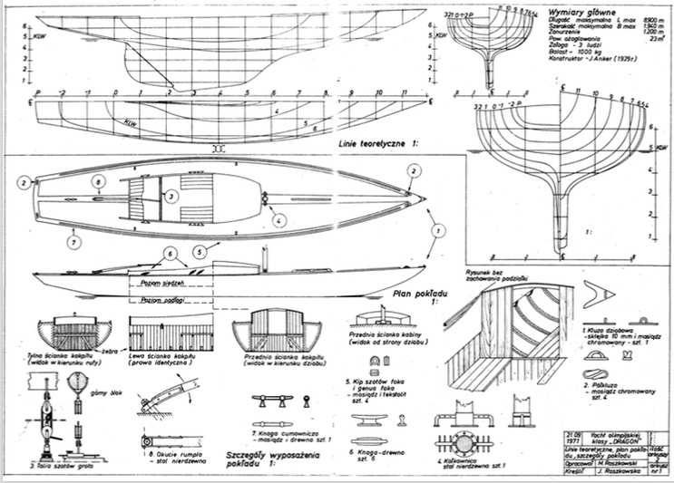 DRAGON Plans - AeroFred - Download Free Model Airplane Plans