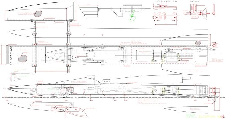 Scorpion 46 Plans - AeroFred - Download Free Model ...