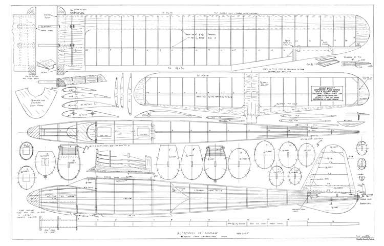 wood model airplane plans   plans