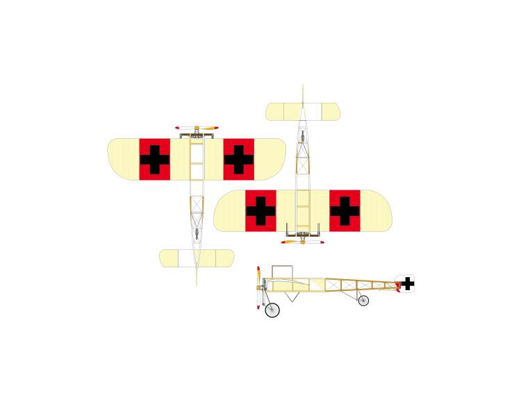 Bleroit 11-Peanut-Arno-Diemer-vec model airplane plan