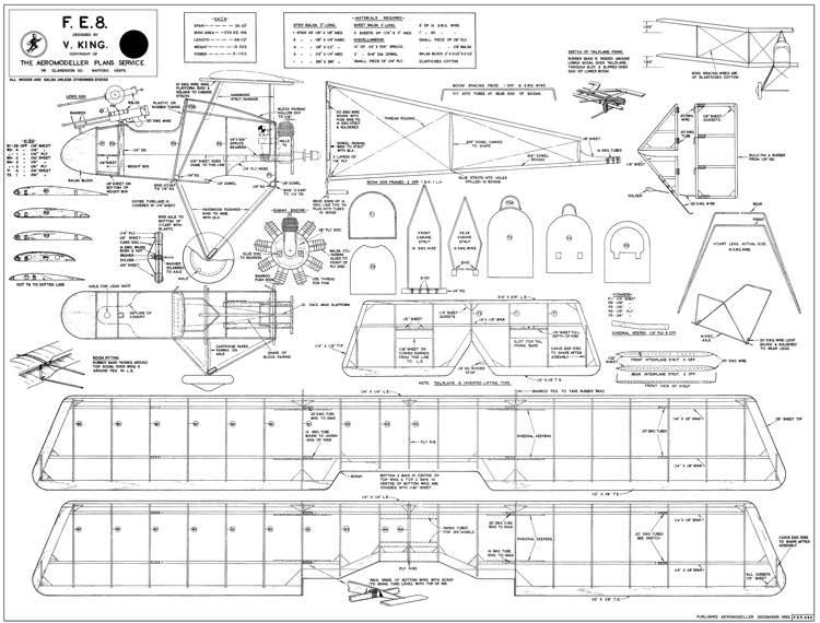 fe8-aeromodeller-12-52 plans - aerofred