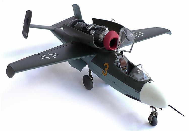 Heinkel he 162 volksjager plans aerofred download free for 162 plan