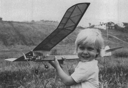 Hi Dummy model airplane plan