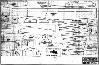 OD acr2 model airplane plan