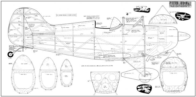 Pitts S1-S Plans - AeroFred - Download Free Model Airplane ...