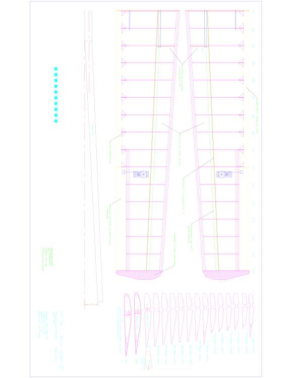 Sheet 02 Model 1 model airplane plan