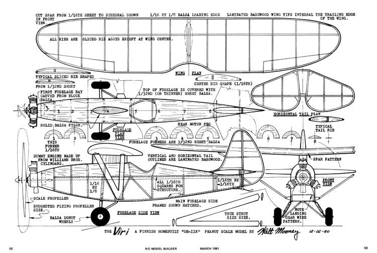 Viri-MB-03-81 model airplane plan