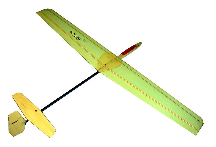 WILD model airplane plan