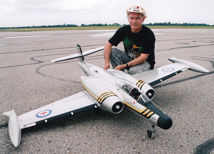 Avro cf 100 canuck plans aerofred download free model - Superchef cf100 ...