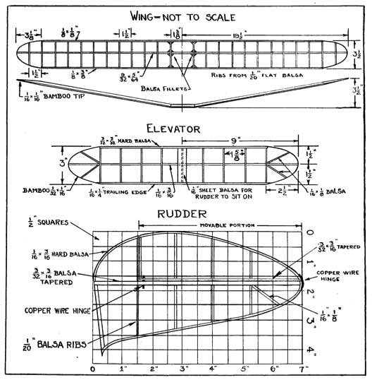 moffet p3 model airplane plan