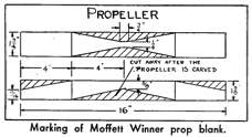 moffet p4 model airplane plan