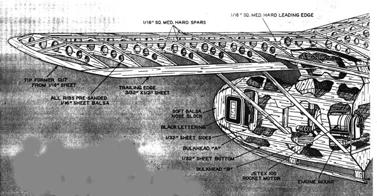 plnopelRAK1 model airplane plan