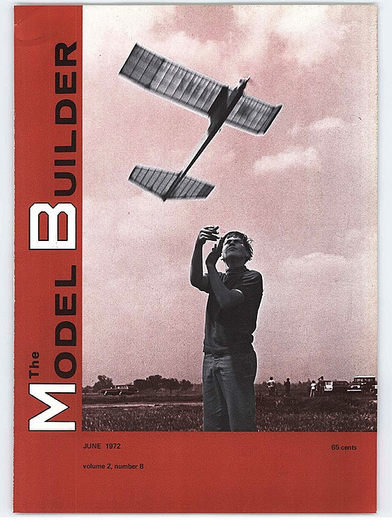MB-1972-06-JUN model airplane plan