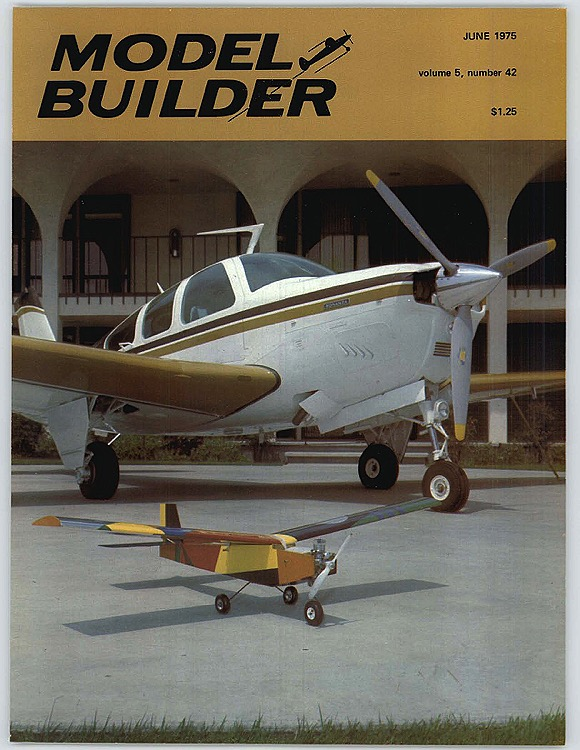 MB-1975-06-JUN model airplane plan