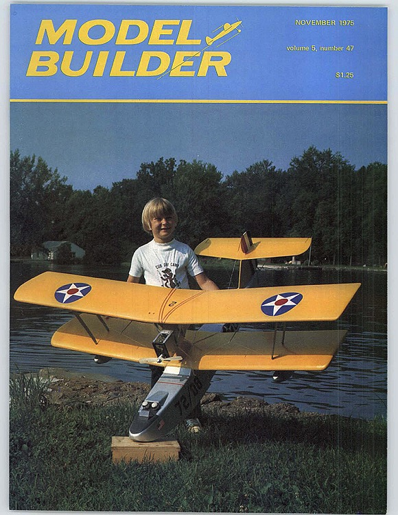 MB-1975-11-NOV model airplane plan