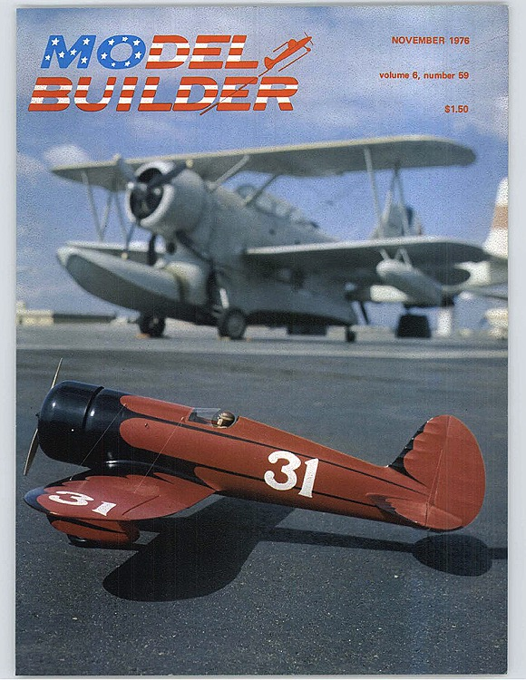 MB-1976-11-NOV model airplane plan