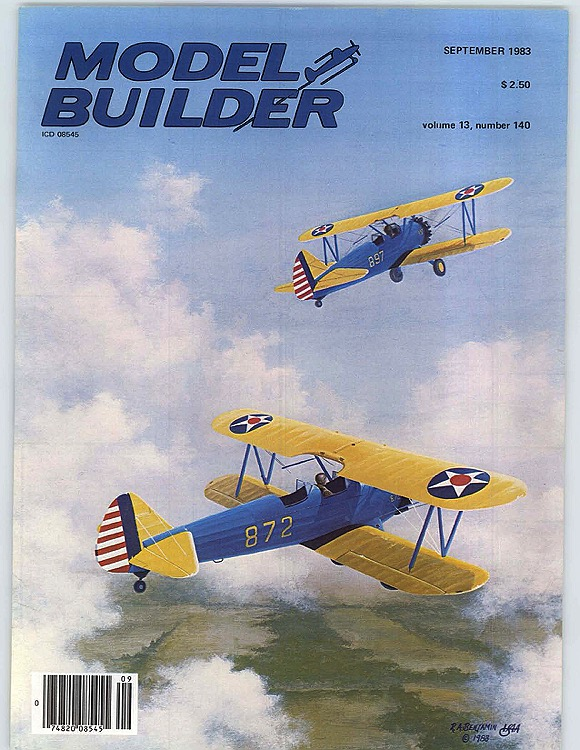MB-1983-09-SEP model airplane plan
