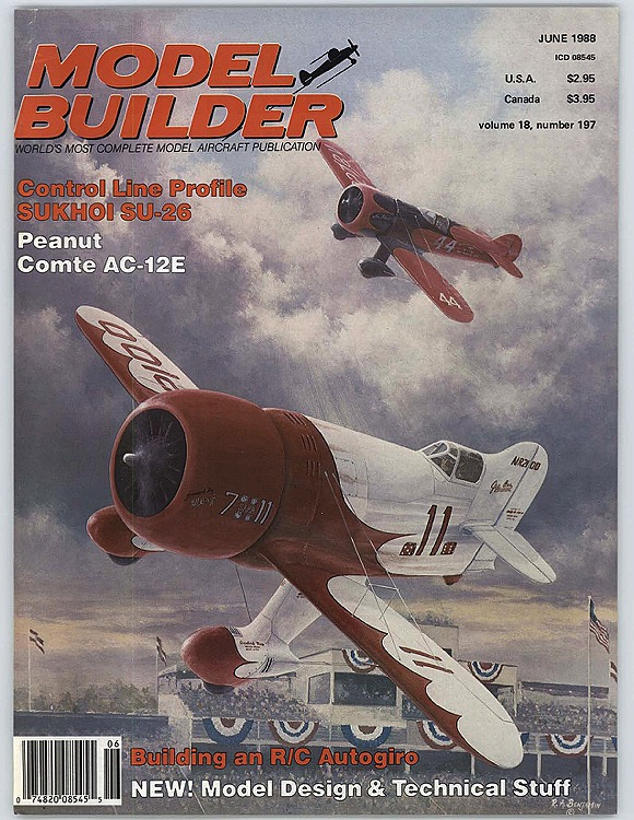 MB-1988-06-JUN model airplane plan