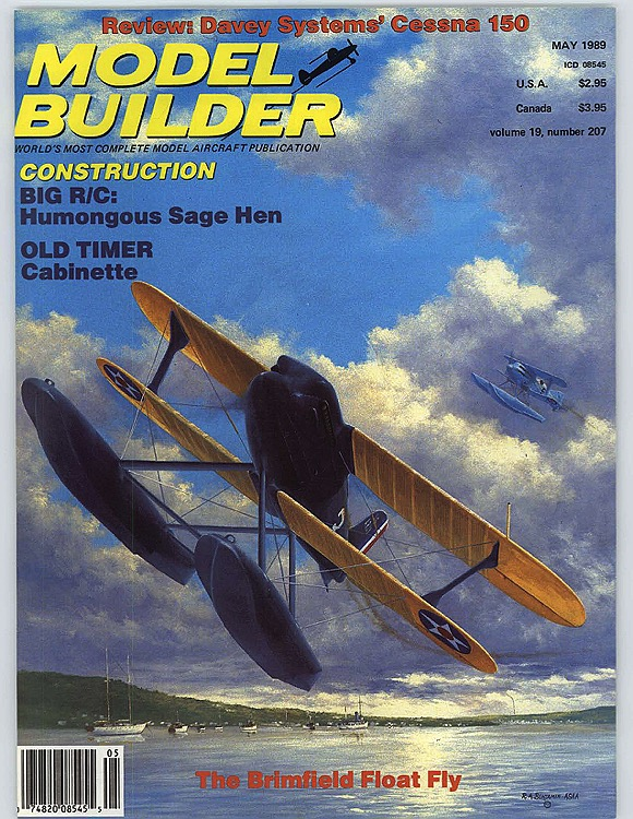 MB-1989-05-MAY model airplane plan