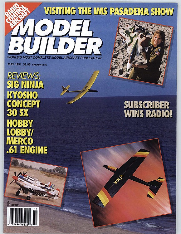 MB-1991-05-MAY model airplane plan