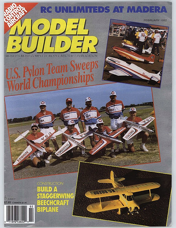 MB-1992-02-FEB model airplane plan
