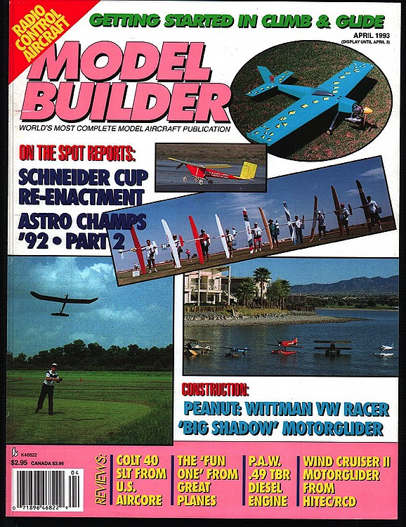 MB-1993-04-APR model airplane plan