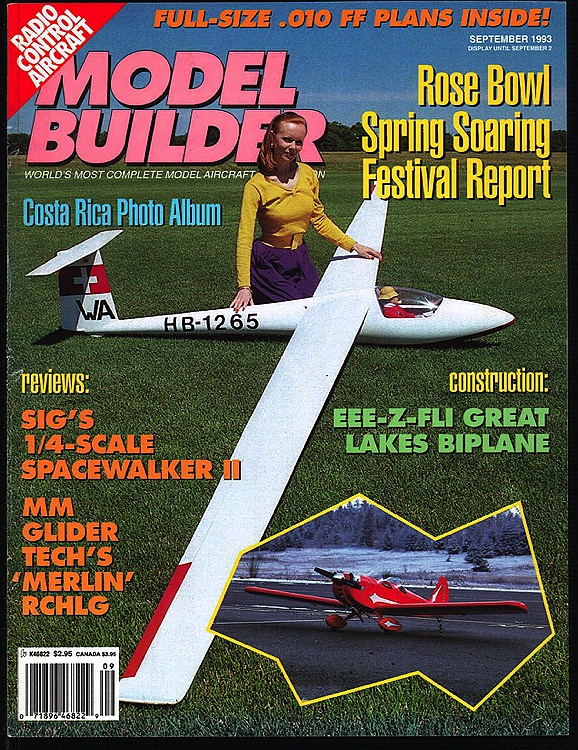 MB-1993-09-SEP model airplane plan