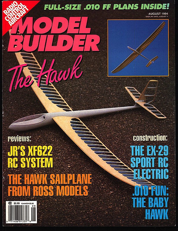MB-1994-08-AUG model airplane plan